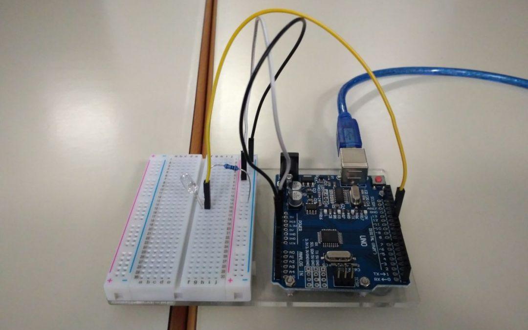 Arduino – 1. in 2. teden