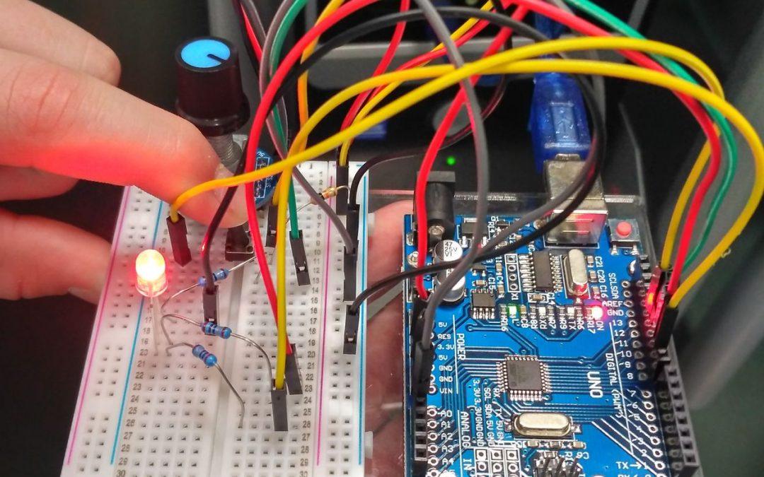 Arduino – 3. in 4. teden