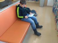 Ta veseli dan kulture v knjižnici Domžale - 4. r